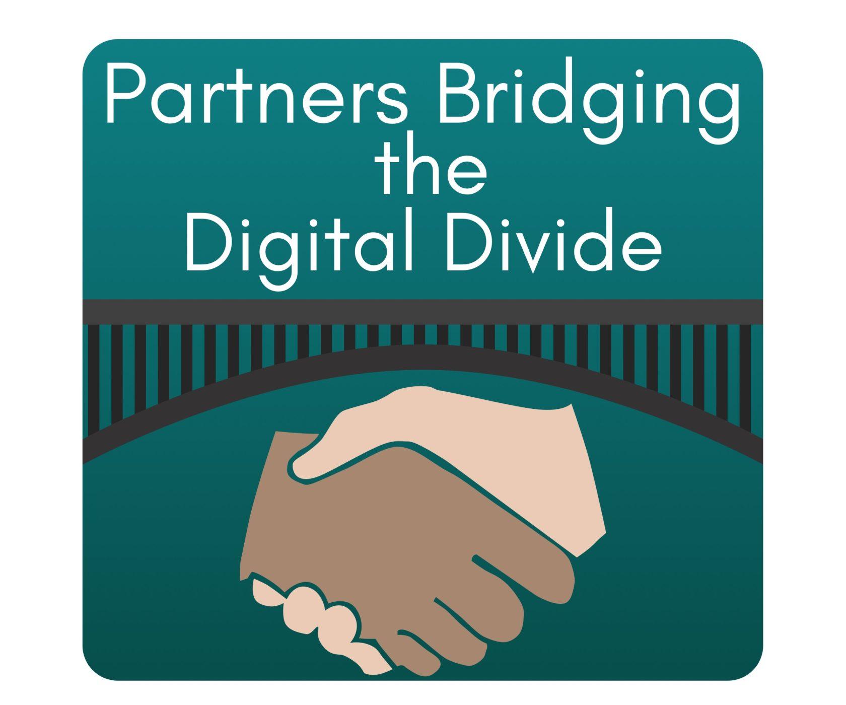 Partners Bridging the Digital Divide (PBDD) logo